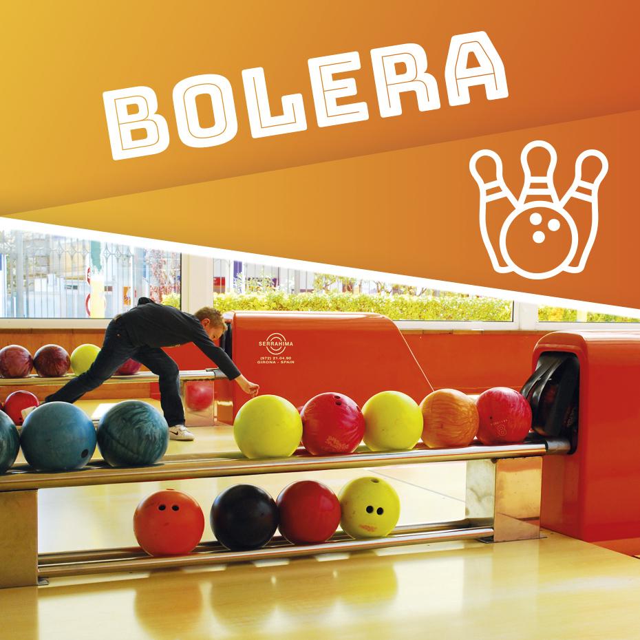Bolera Bowling-golf Calella