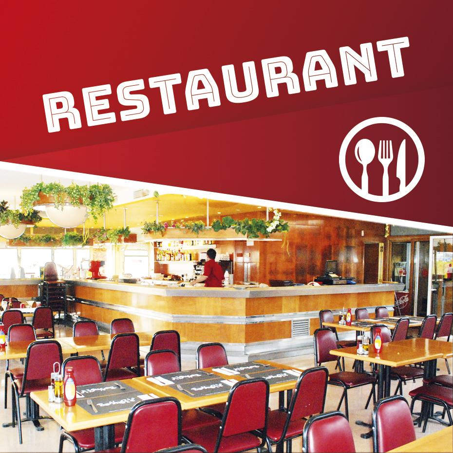 Restaurant Bowling-golf Calella