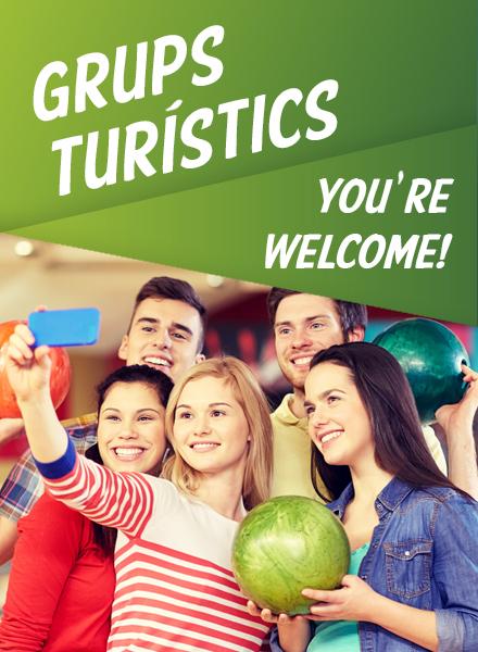 Grups Turístics - Benvinguts!